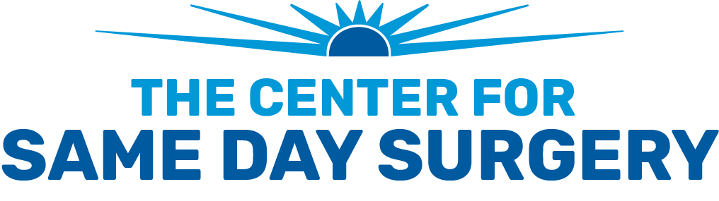 Center for Same Day Surgery Logo